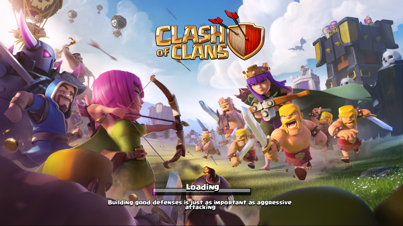 Clash Of Clans Hacked Apk Is Here !!! – Unlimited Gems Mod